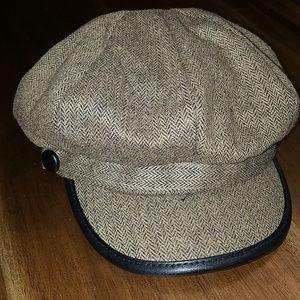 INC Newsboy Hat